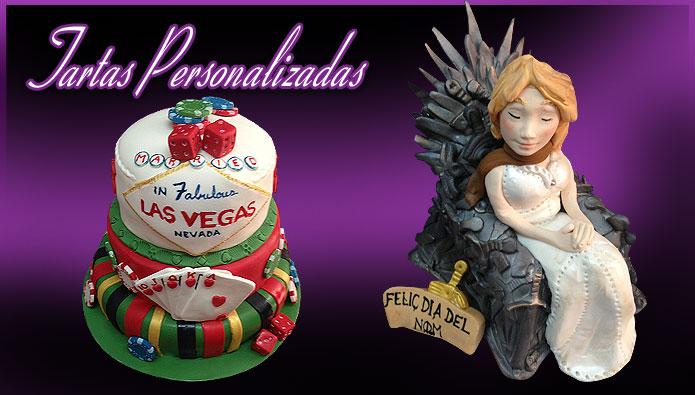 Tartas Juego de tronos / Game of Thrones