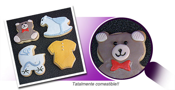 Cookies / Galletas 'Baby Shower'