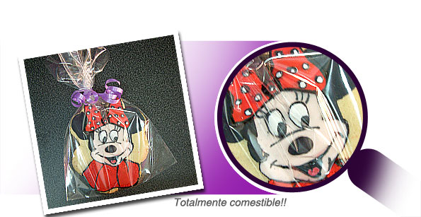 Cookies / Galletas - Minnie Mouse