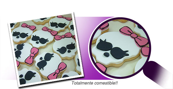 Cookies / Galletas - Monster High