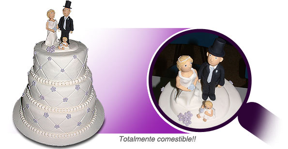 Tarta de Boda / wedding Cake